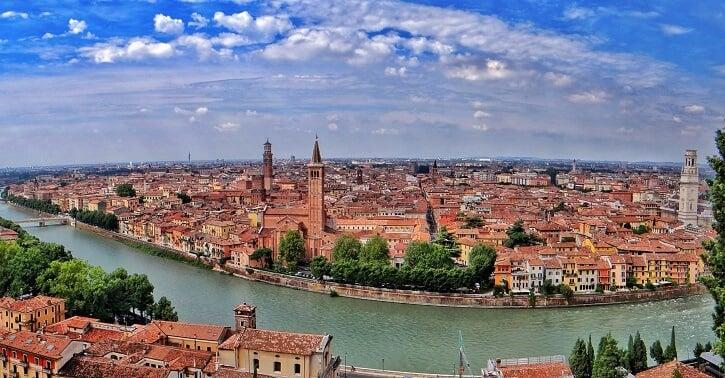 Roteiro de viagem em Verona