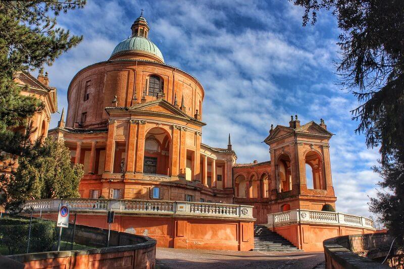 Santuário della Madonna de San Luca em Bolonha