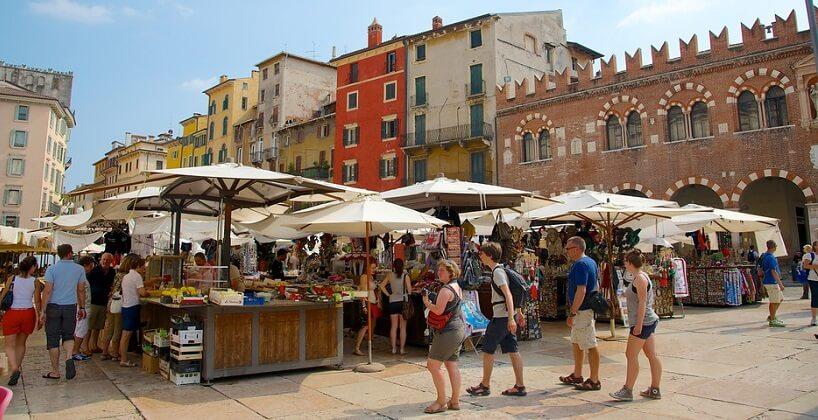 Caminhada por Verona