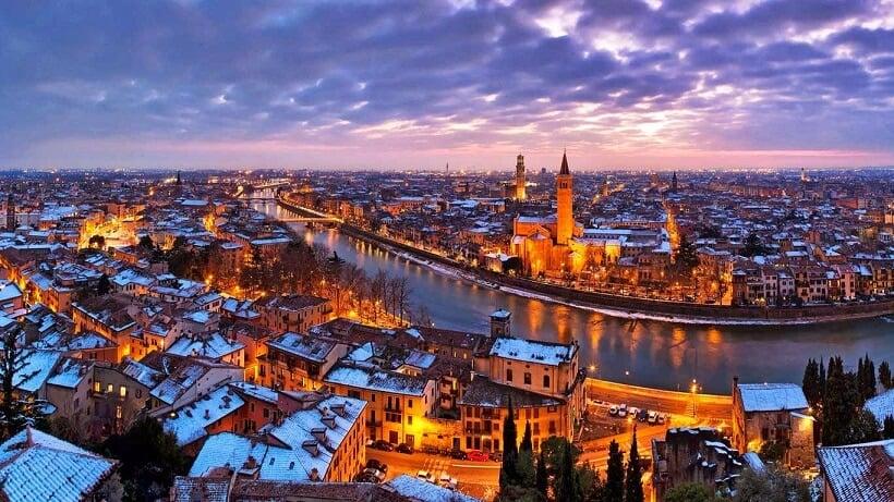 Lugares para conhecer em Verona