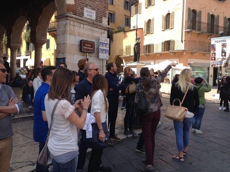 Turismo por Verona