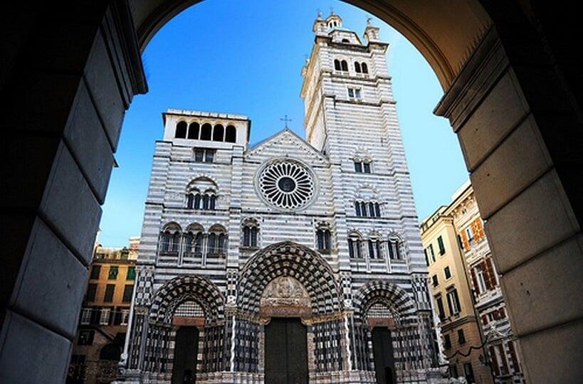Cattedrale di San Lorenzo di Génova