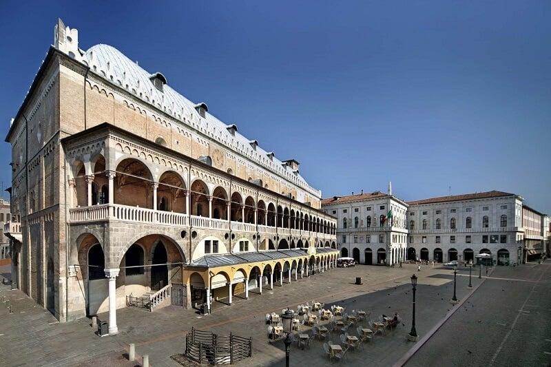 Palazzo della Ragione em Pádua