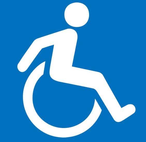 Símbolo de acessibilidade