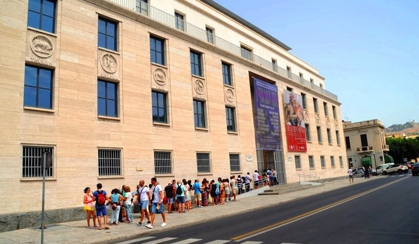 Museo Archeologico Nazionale di Reggio Calabria na região da Calábria