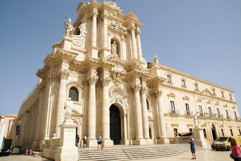 Duomo di Siraccusa