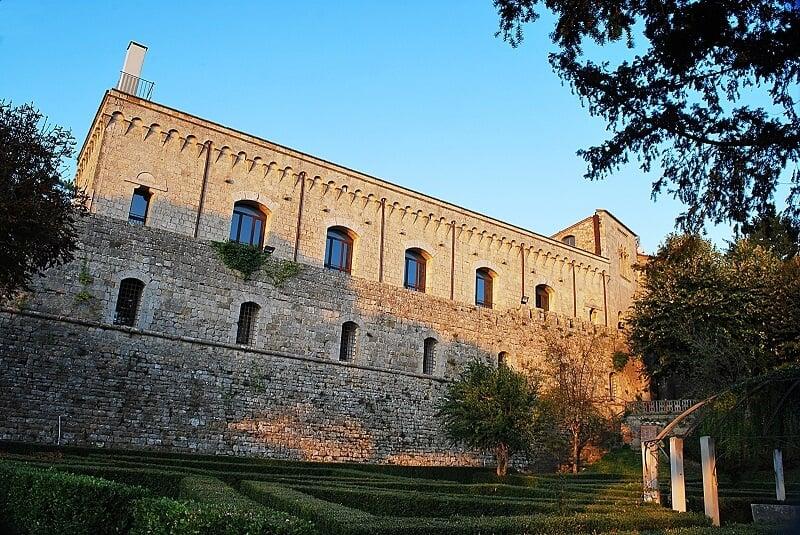 Fortezza di Montepulciano