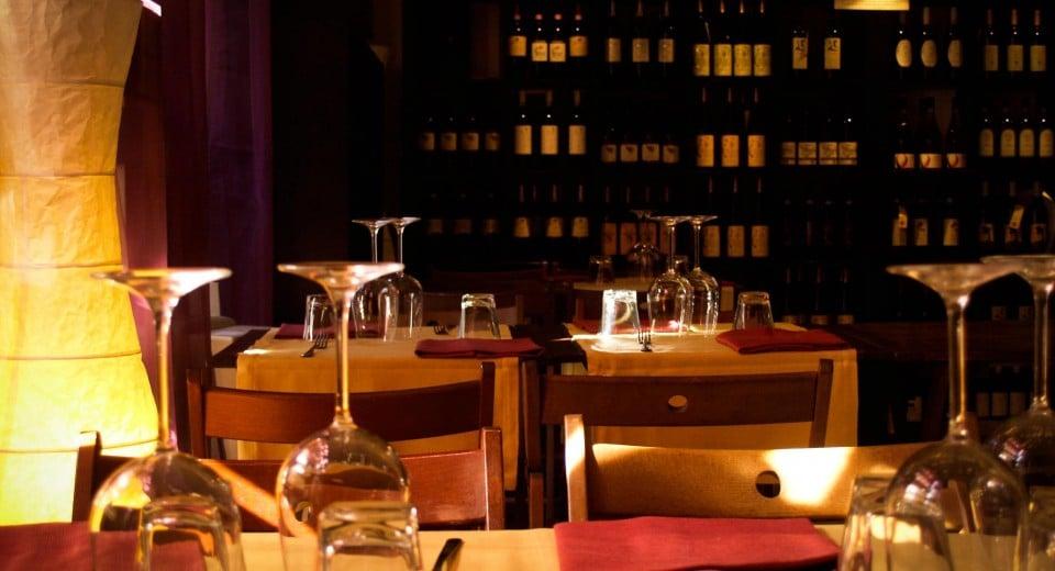 Restaurante L'Acino em Turim