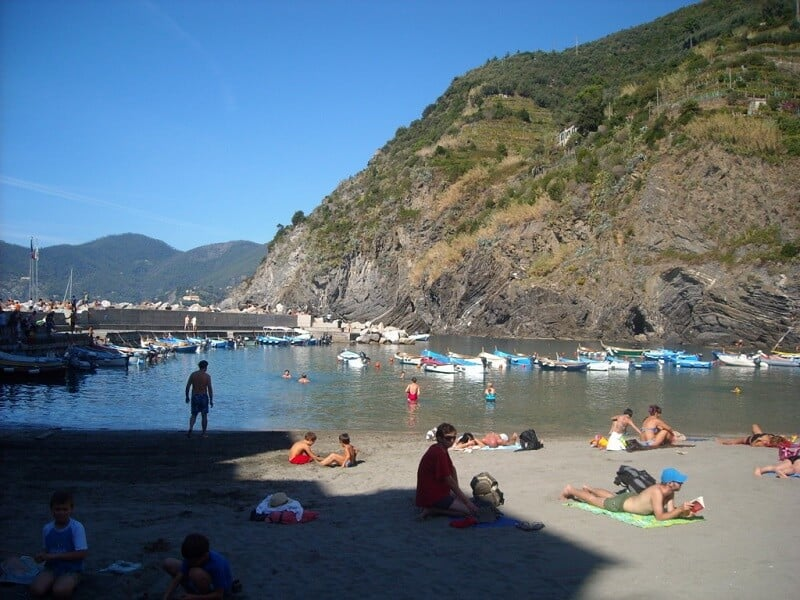 Praia Spiaggia di Vernazza