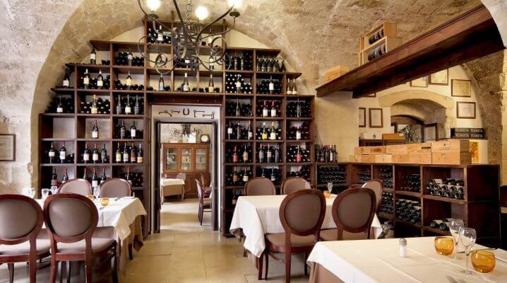 Restaurante Don Camillo em Siracusa