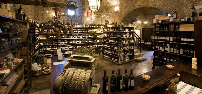 Enoteca Fortezza di Montalcino