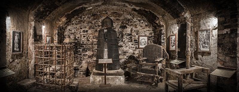 Informações sobre o Museo della Tortura em San Gimignano