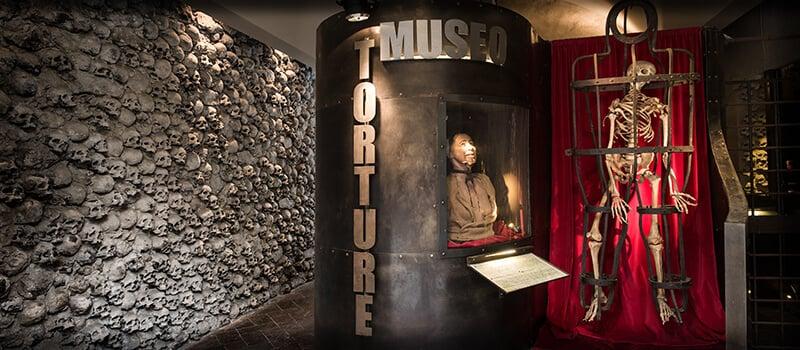 Sobre o Museo della Tortura em San Gimignano