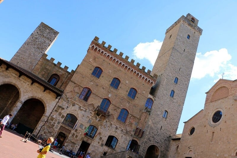 Palazzo Comunale e Torre Grossa