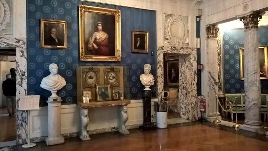 Museu La Scala em Milão
