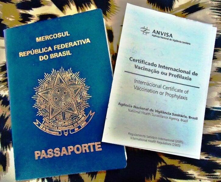 Certificado de Vacinação para entrar em Pisa