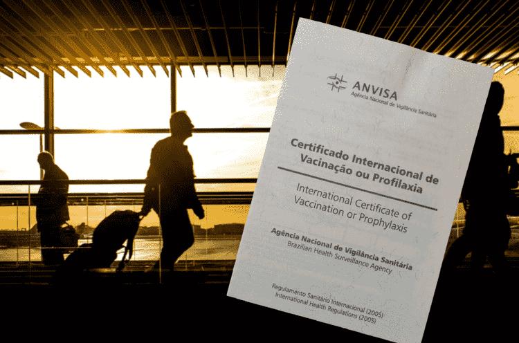 Certificado de Vacinação para entrar em Pisa na Itália