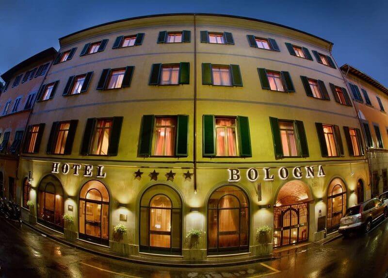 Hotel Bologna em Pisa