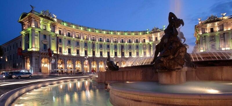 Dicas de hotéis em Roma