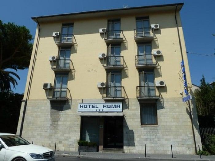 Hotel Roma em Pisa