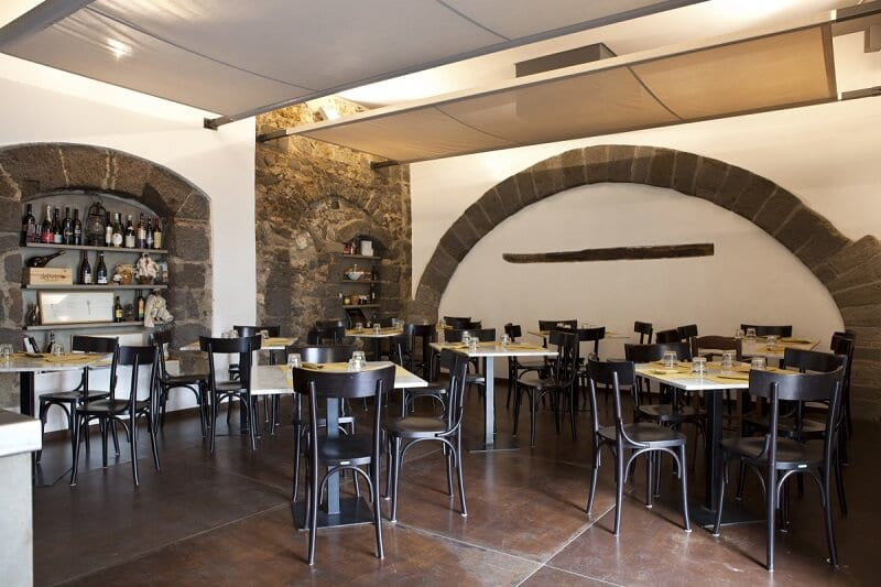 Pizzaria Pepe in Grane na Itália