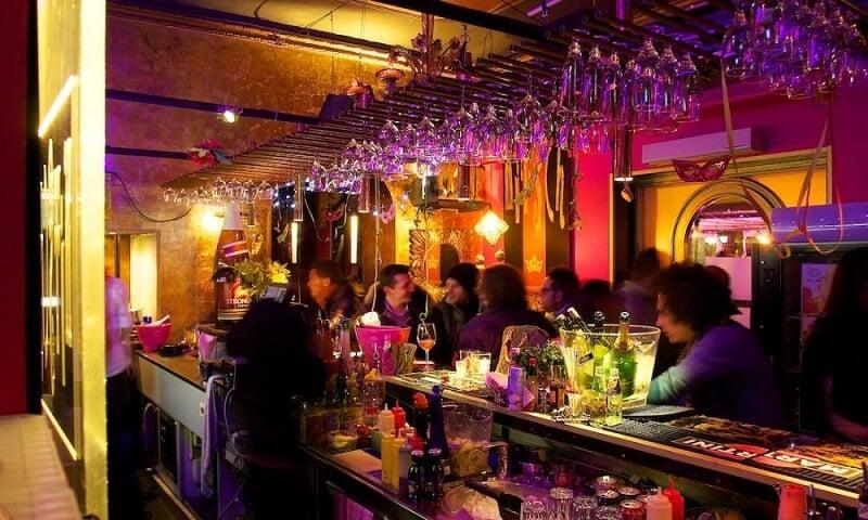 Bar Kitsch Devx em Florença
