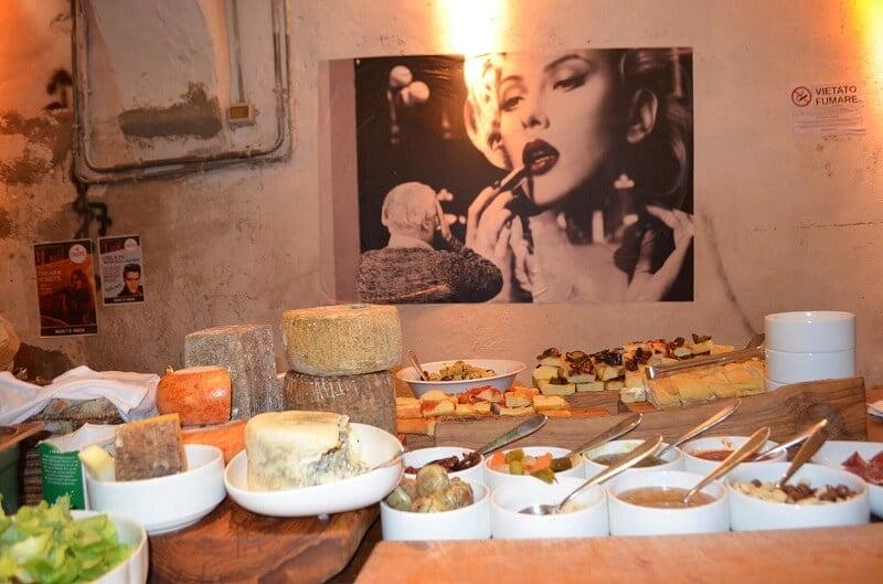 Restaurante Tamerò em Florença