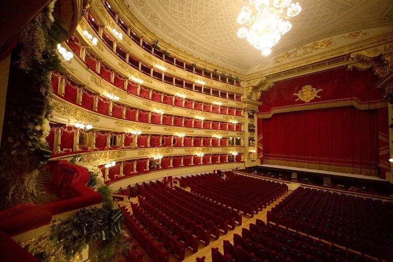 Teatro alla Scala em Milão