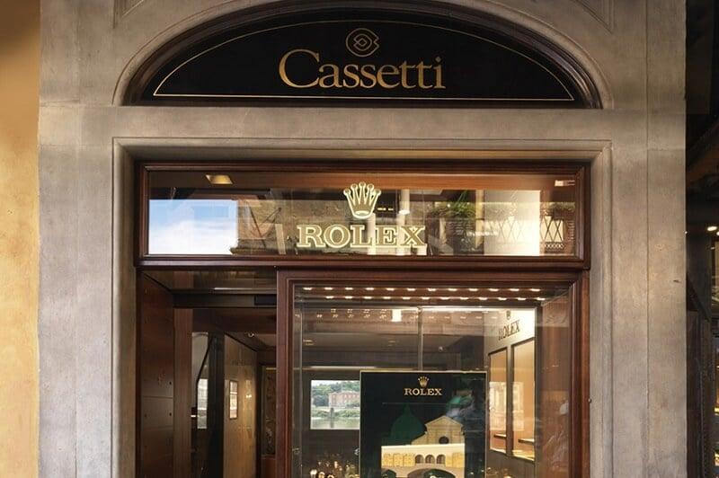 Cassetti Boutique em Florença