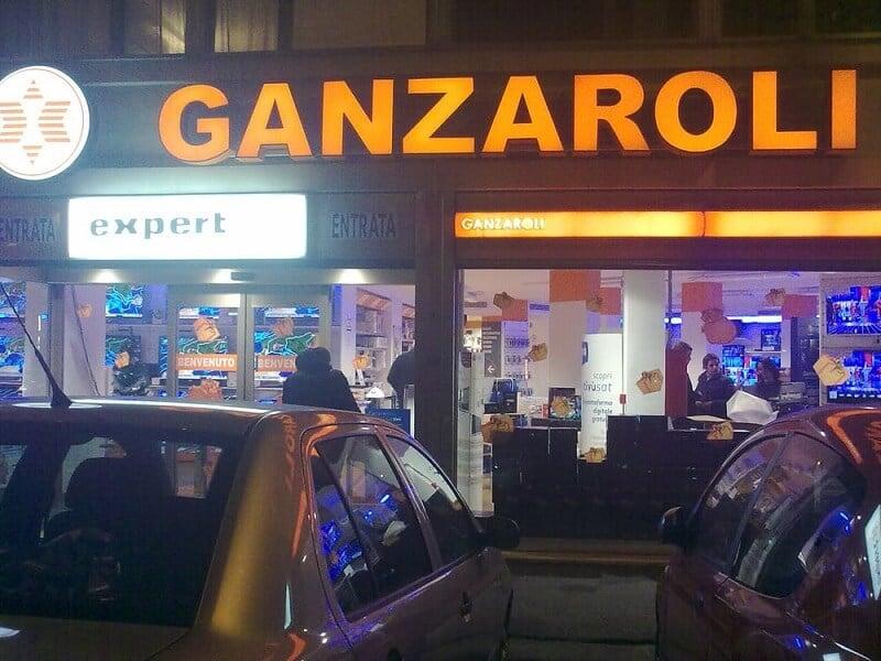 Loja Ganzaroli Elettronica em Florença