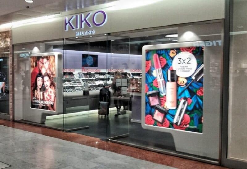 Loja da Kiko em Florença