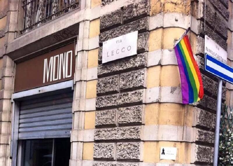 Mono Bar em Milão