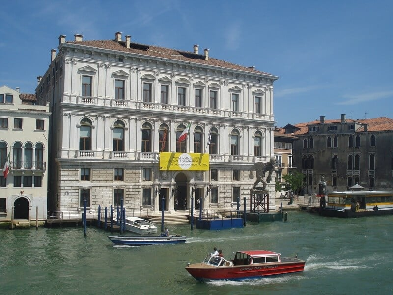 Palazzo Grassi em Veneza