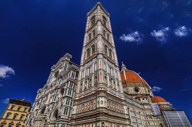Campanário de Giotto em Florença