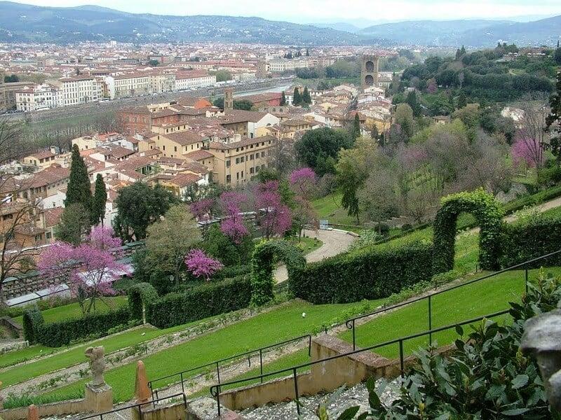 Giardino Bardini em Florença