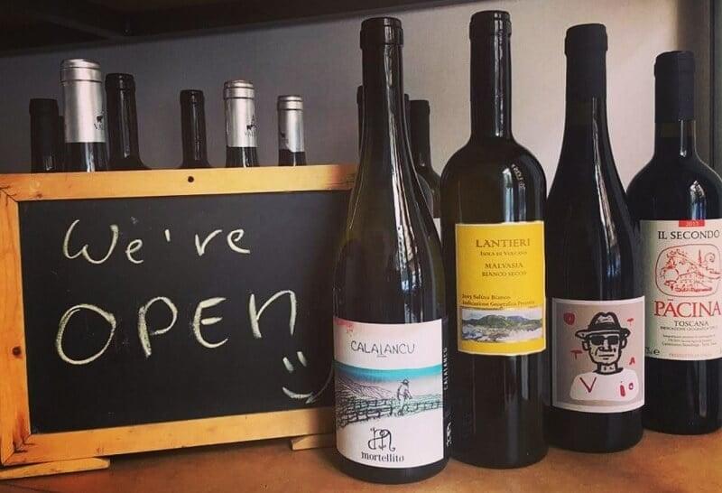 Vinhos disponíveis para venda no Solovino
