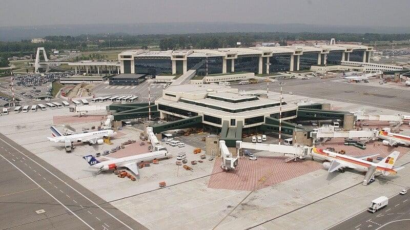 Aeroporto Malpensa em Milão