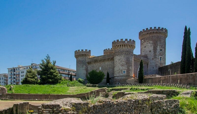 Rocca de Tivoli