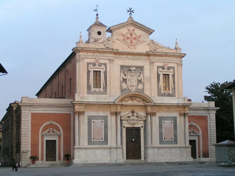 Igreja de San Stefano dei Cavalieri em Pisa